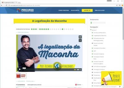 Meu Percurso - Extensivo